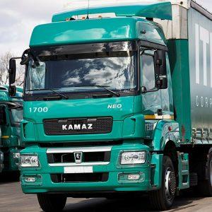 Обновленные грузовики КамАЗ